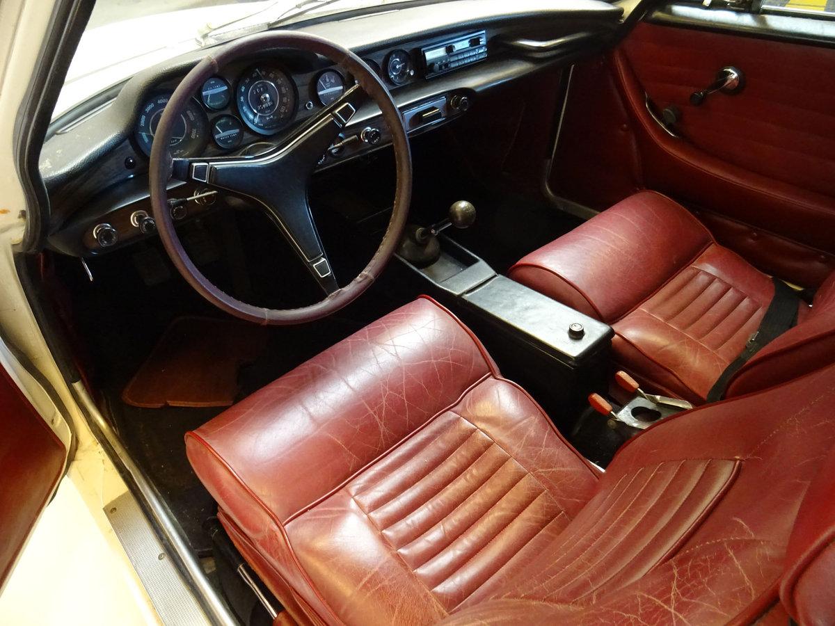 1970 Volvo 1800 E For Sale (picture 4 of 6)