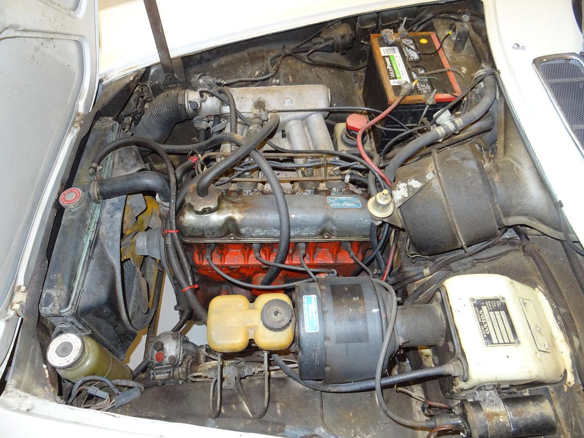 1970 Volvo 1800 E For Sale (picture 6 of 6)