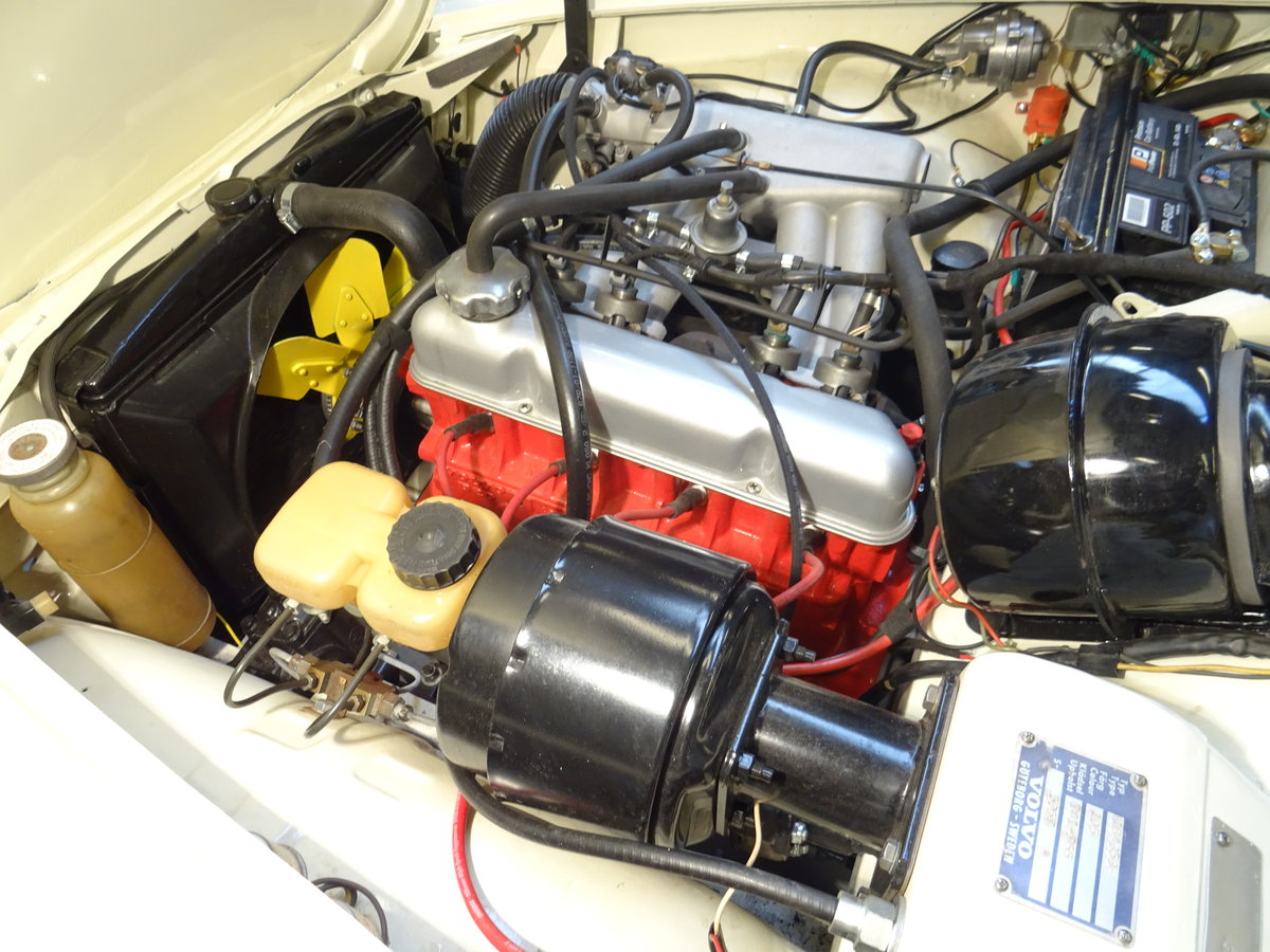1971 Volvo P1800 E - full restoration completed April 2019 For Sale (picture 5 of 6)