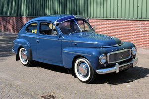 1957 Volvo PV444 € 14.900 For Sale