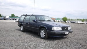 1997 Volvo 945 Polar Estate For Sale by Auction