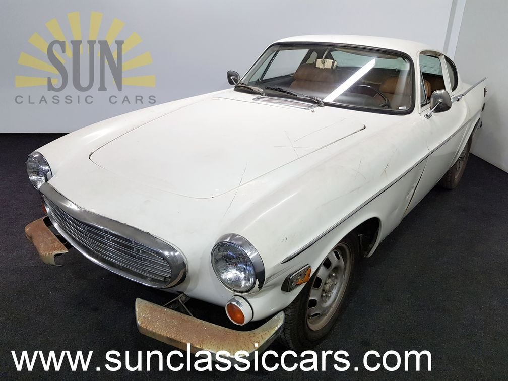 Volvo P1800E 1971, for restoration. For Sale (picture 1 of 6)