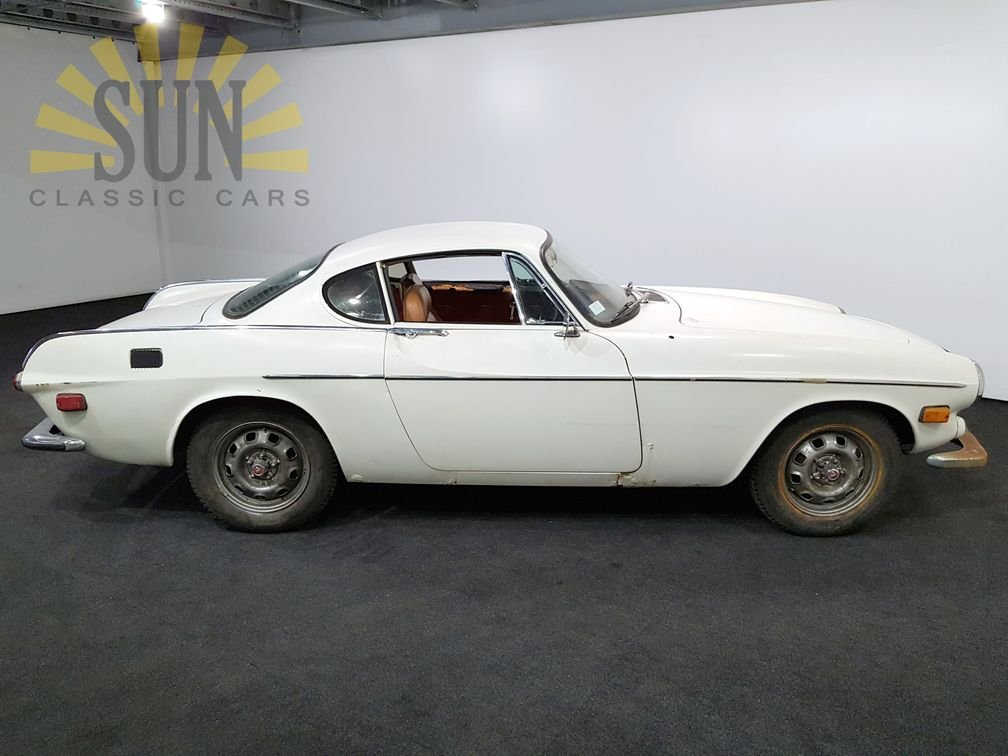 Volvo P1800E 1971, for restoration. For Sale (picture 4 of 6)
