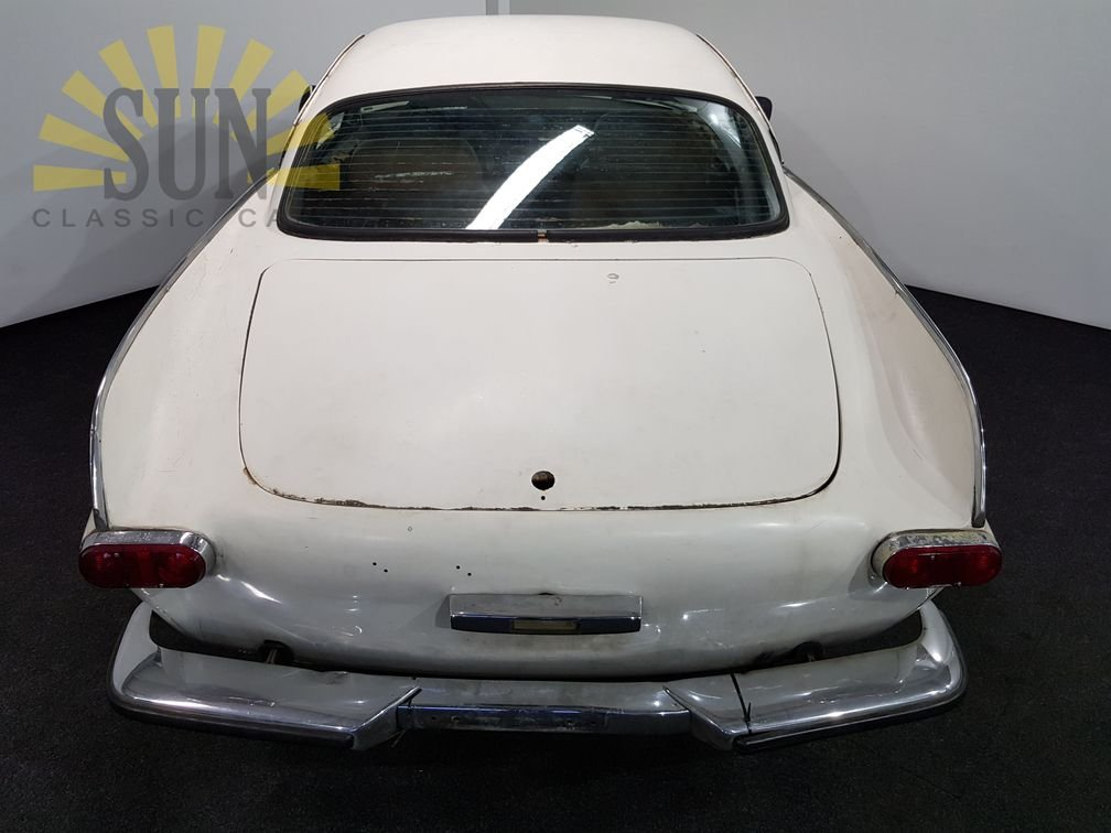Volvo P1800E 1971, for restoration. For Sale (picture 5 of 6)