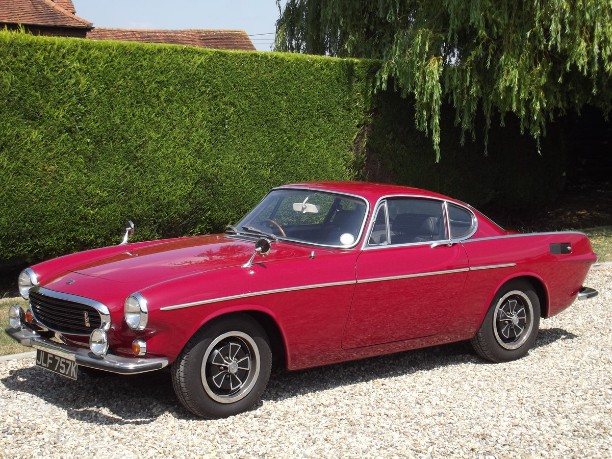 1971 Volvo P1800E. Superb Example Throughout  SOLD (picture 2 of 6)