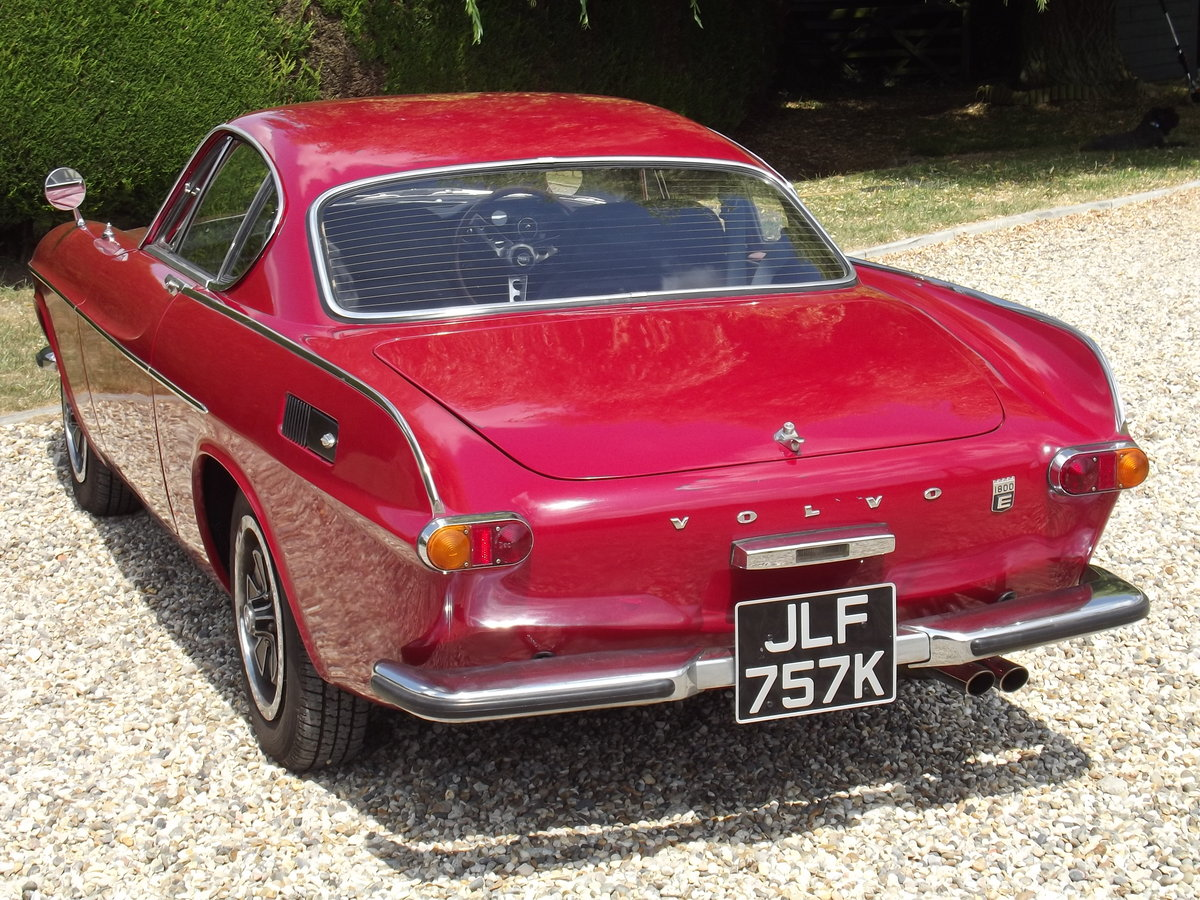 1971 Volvo P1800E. Superb Example Throughout  SOLD (picture 5 of 6)