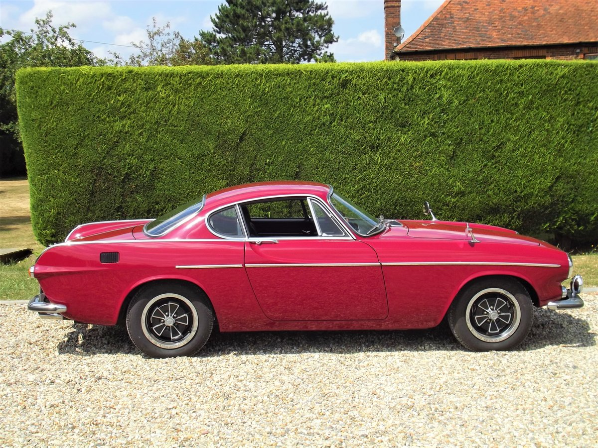 1971 Volvo P1800E. Superb Example Throughout  SOLD (picture 6 of 6)