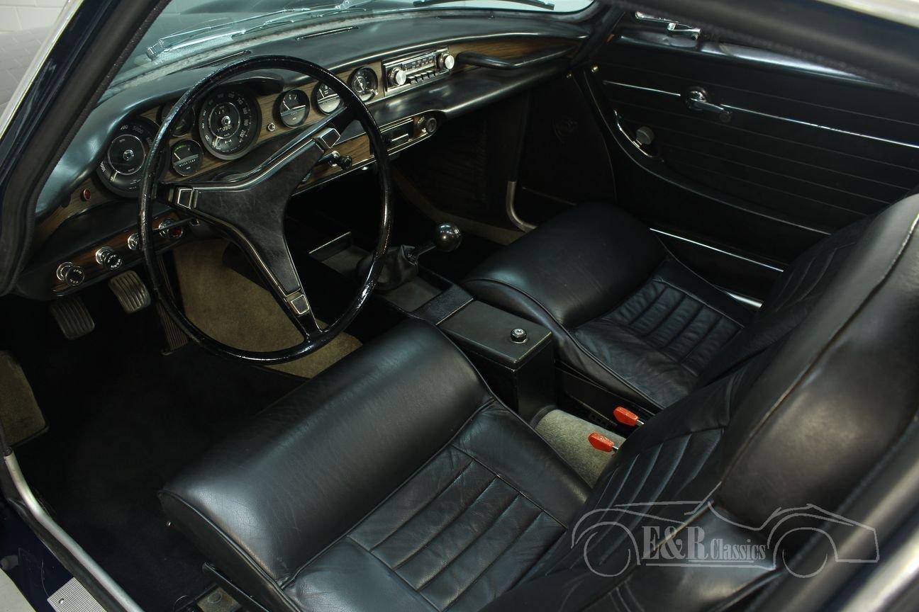 Volvo P 1800 E coupe 1971 , Hollandia sunroof For Sale (picture 3 of 6)