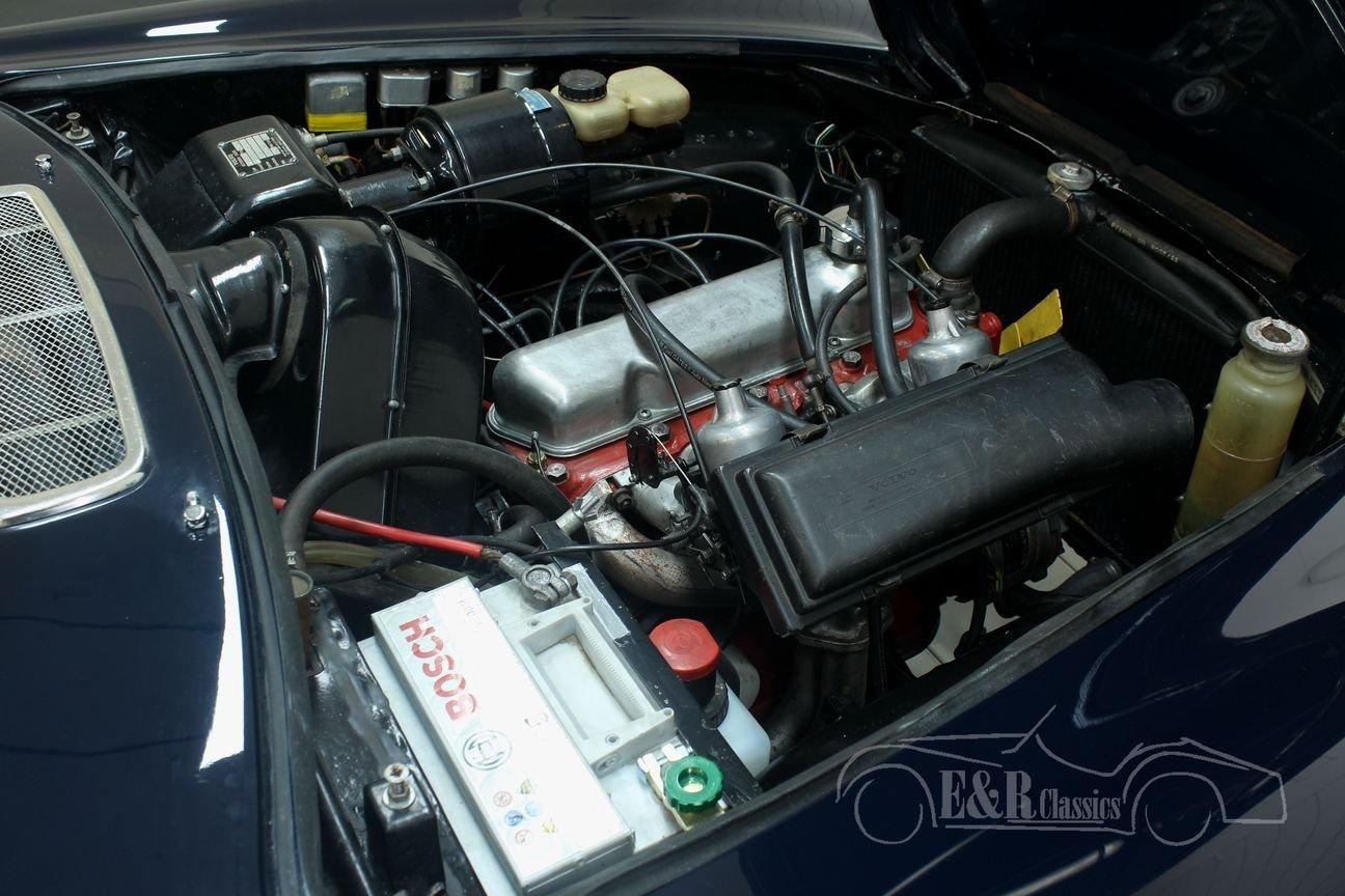 Volvo P 1800 E coupe 1971 , Hollandia sunroof For Sale (picture 4 of 6)