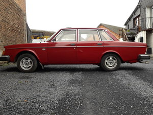 1978 VOLVO 244 DL For Sale by Auction
