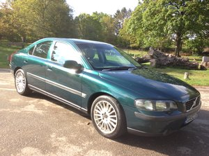 2003 VOLVO S60 D5 SE AUTO 1 OWNER LOW MILEAGE  For Sale