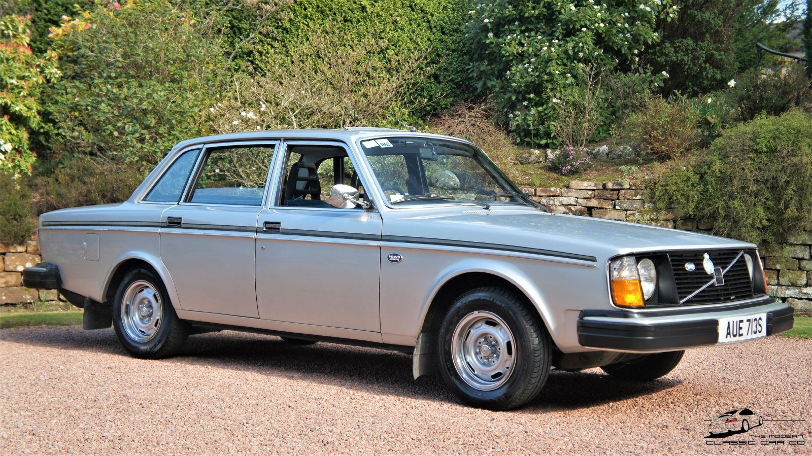 1977 VERY RARE  244  DL  JUBILEE  ONLY  A  HANDFUL  MADE   For Sale (picture 1 of 6)