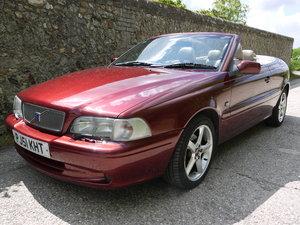 2001 Volvo 2.4T GT 20V Auto Convertible For Sale