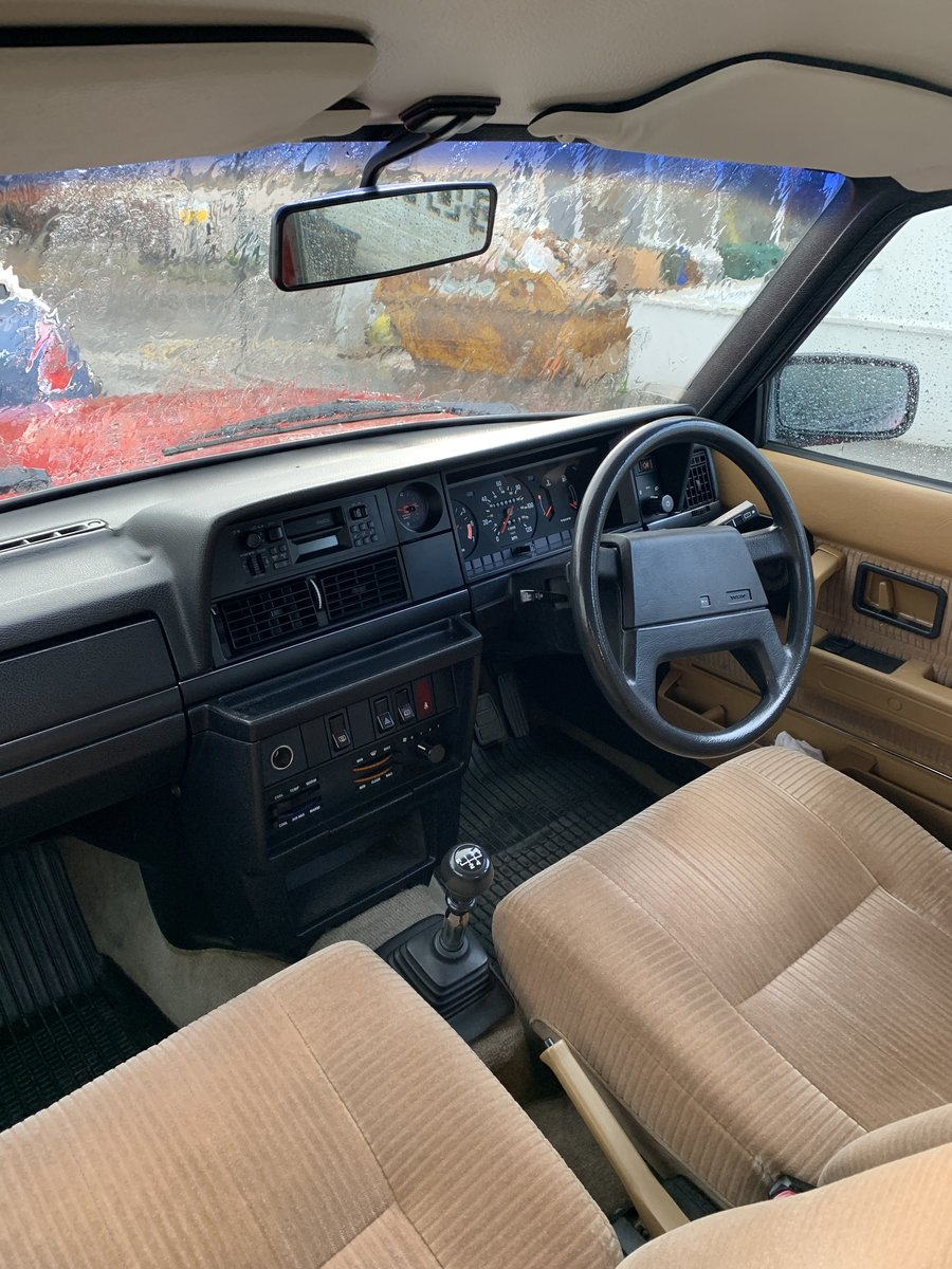 1992 Volvo 240great condition For Sale (picture 4 of 6)