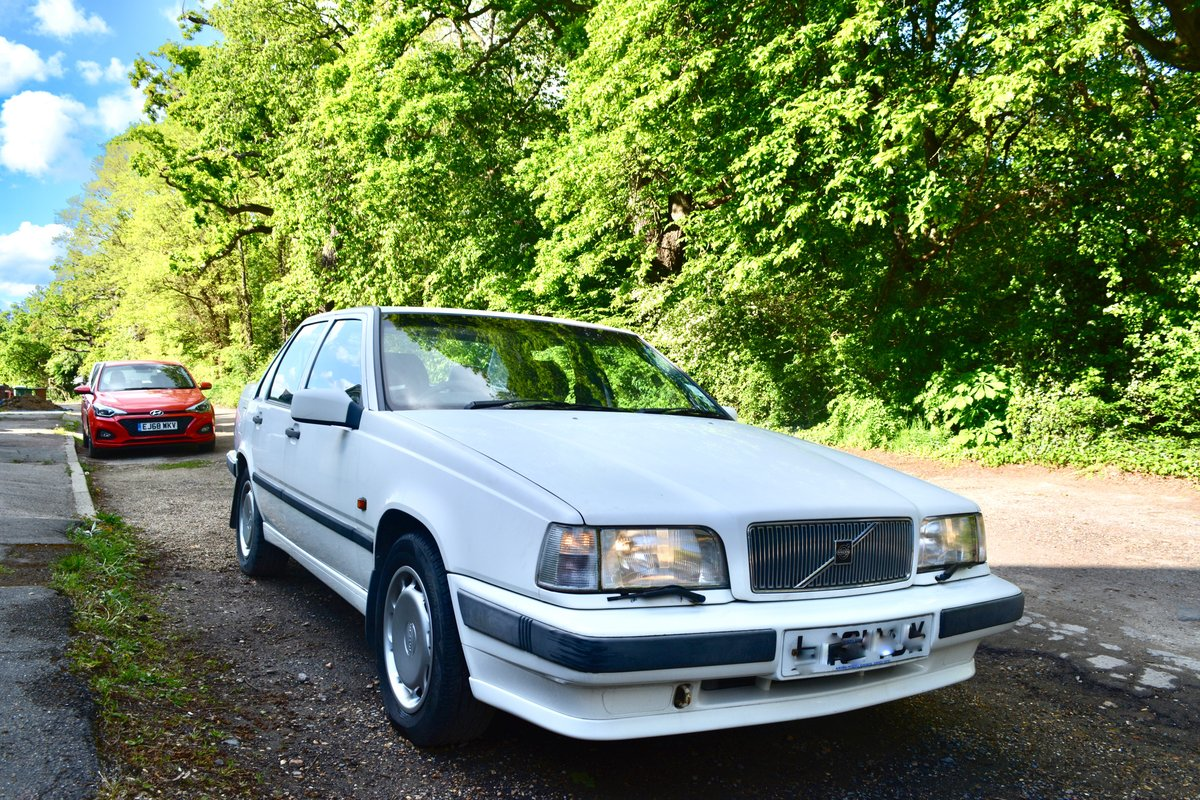 1993 VOLVO 850 GLT  Immaculate Rare Modern Classic For Sale (picture 2 of 6)