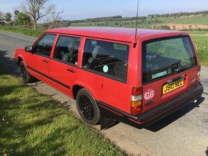 1991 Volvo 940 GL Estate...very nice...long MOT For Sale