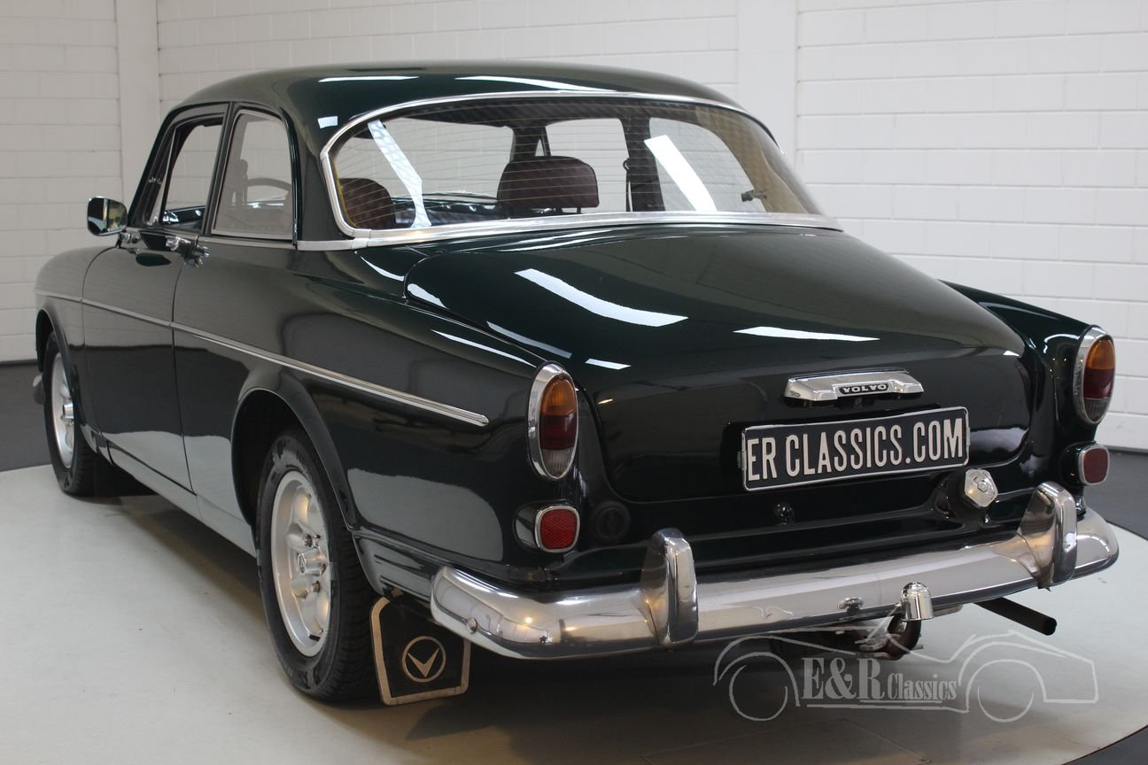 Volvo Amazon 1968 Overdrive For Sale (picture 5 of 6)