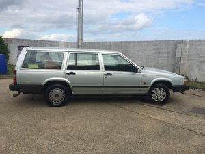 1988 Volvo 740 GL Estate For Sale
