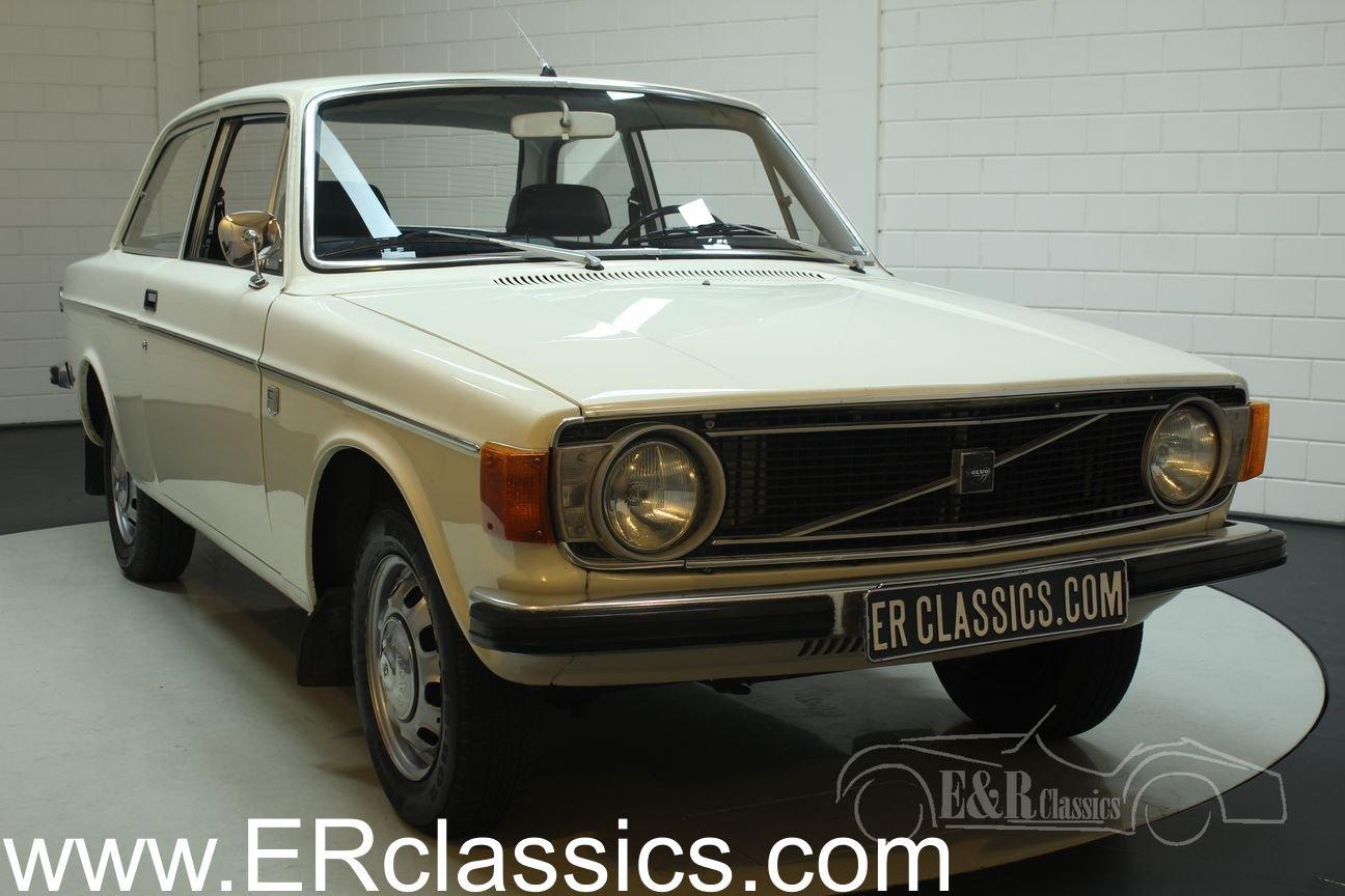 Volvo 142 De Luxe 1972 Very original For Sale (picture 1 of 6)