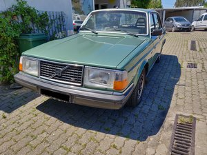 1981 VOLVO 244 GL D6 For Sale