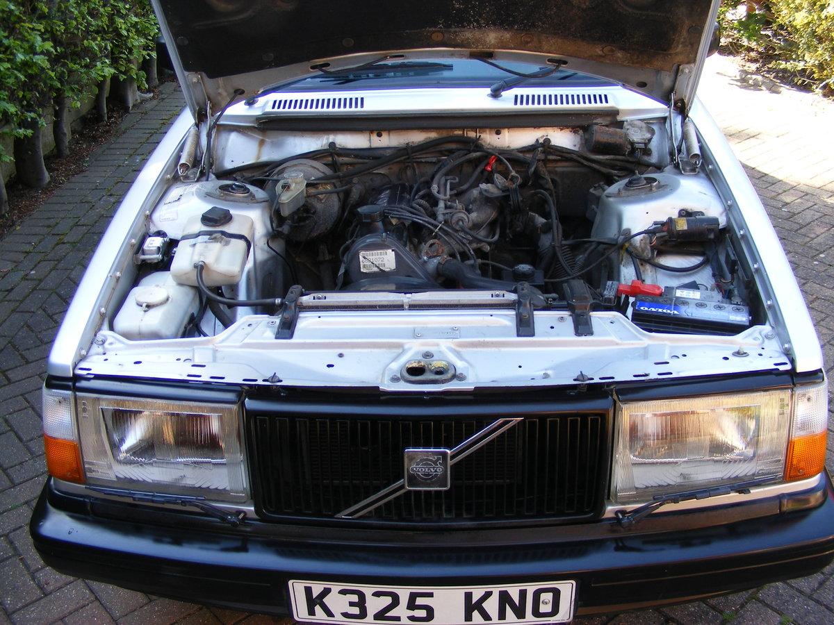 1993 Volvo 240 Torslanda Estate SOLD (picture 6 of 6)
