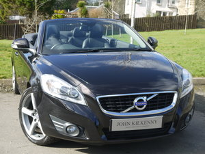 2010 VOLVO C70 2.0 D4 SE LUX AUTO VERY DESIRABLE TIN TOP CONVER For Sale