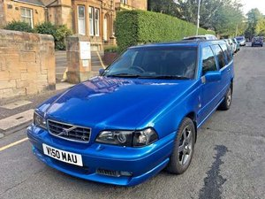 1999 Volvo V70 R at Morris Leslie Auction 25th May For Sale by Auction