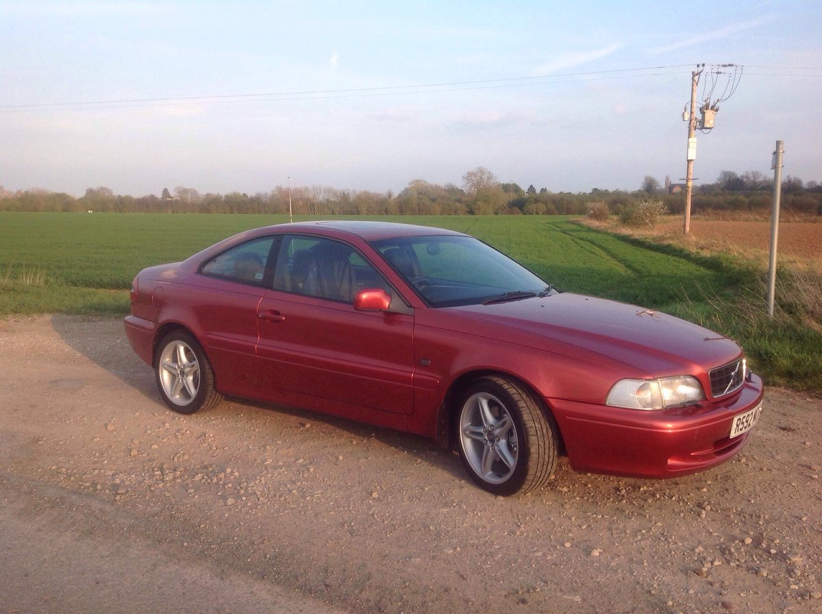 1998 Volvo C70 coupe t5 Gt Auto SOLD (picture 1 of 6)