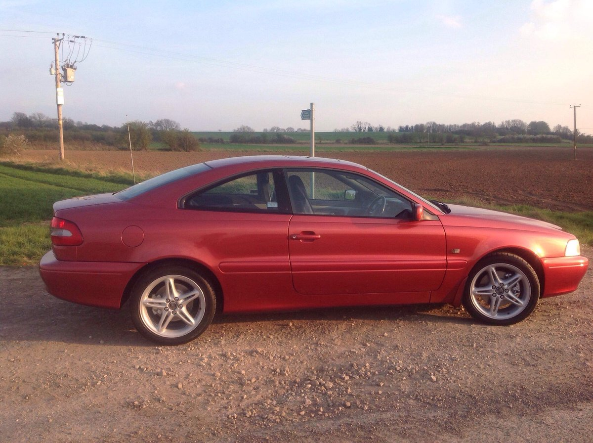 1998 Volvo C70 coupe t5 Gt Auto SOLD (picture 2 of 6)