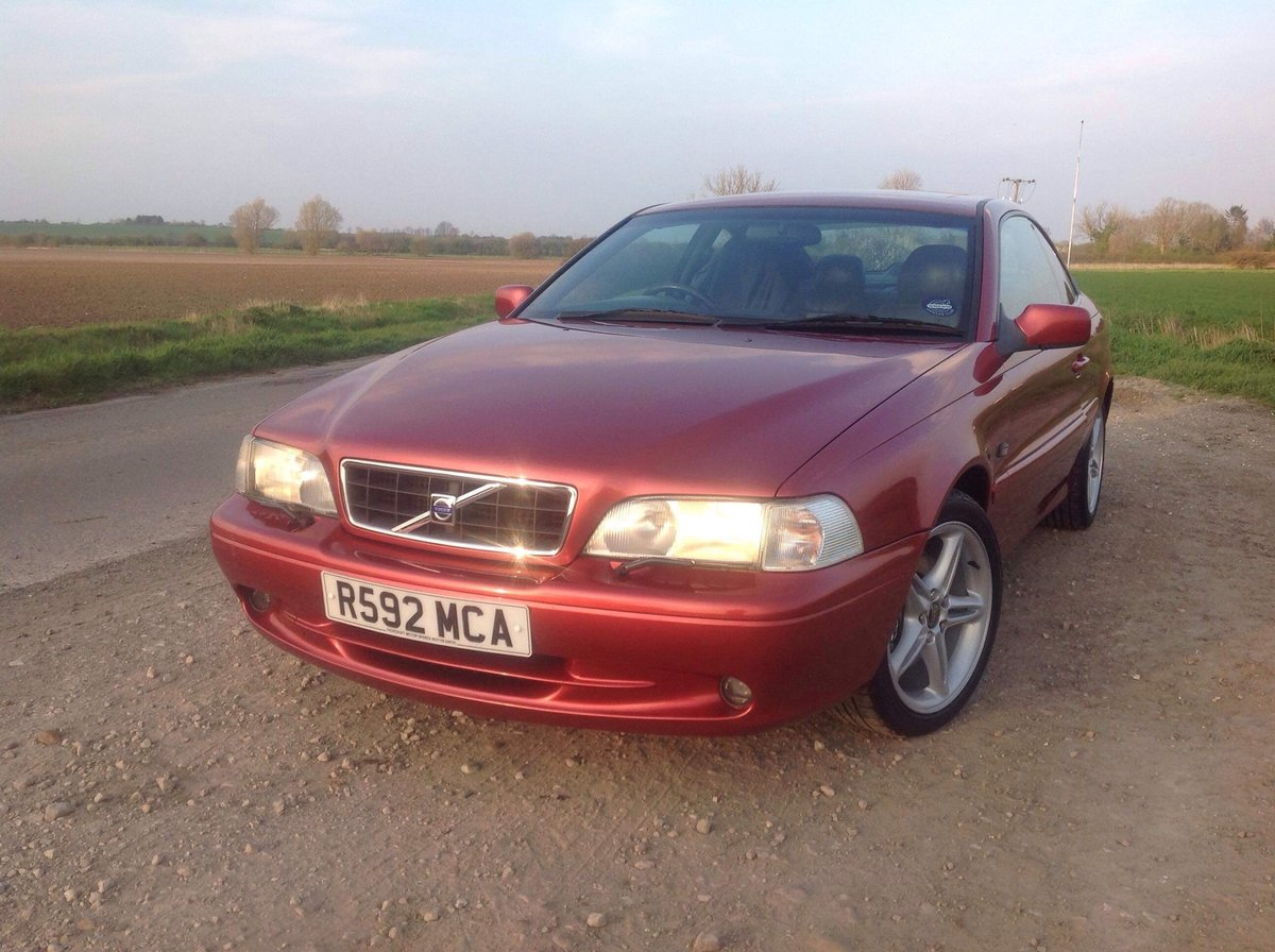 1998 Volvo C70 coupe t5 Gt Auto SOLD (picture 4 of 6)