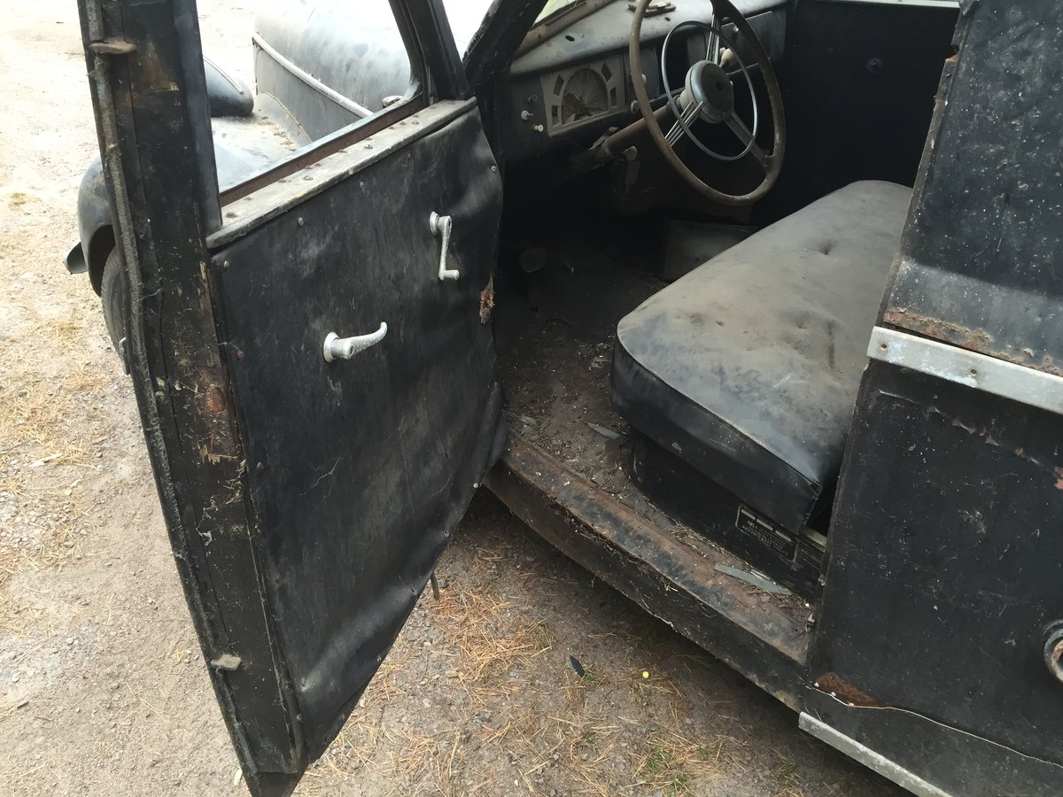 1948 Volvo PV61 Hearse PV60 For Sale (picture 6 of 6)
