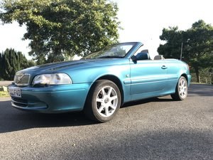 2002 Volvo C70 2.0 T Convertible For Sale