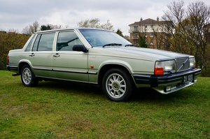 1984 Volvo 760GLE 2.9 V6 Auto 53,000 miles rare early model