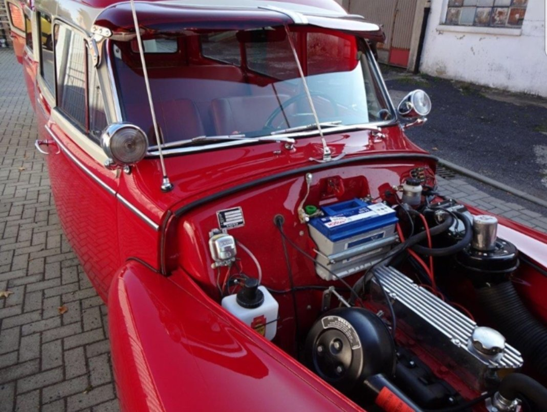 1967 Volvo Duett with trailer for sale For Sale (picture 3 of 6)