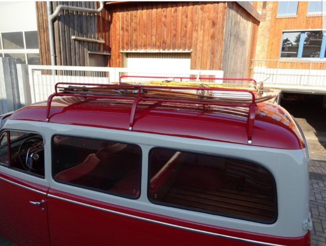 1967 Volvo Duett with trailer for sale For Sale (picture 4 of 6)