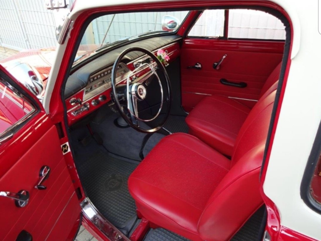 1967 Volvo Duett with trailer for sale For Sale (picture 5 of 6)