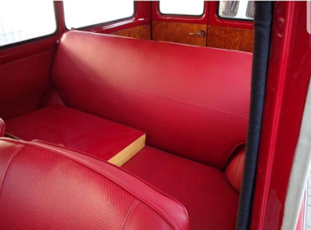 1967 Volvo Duett with trailer for sale For Sale (picture 6 of 6)