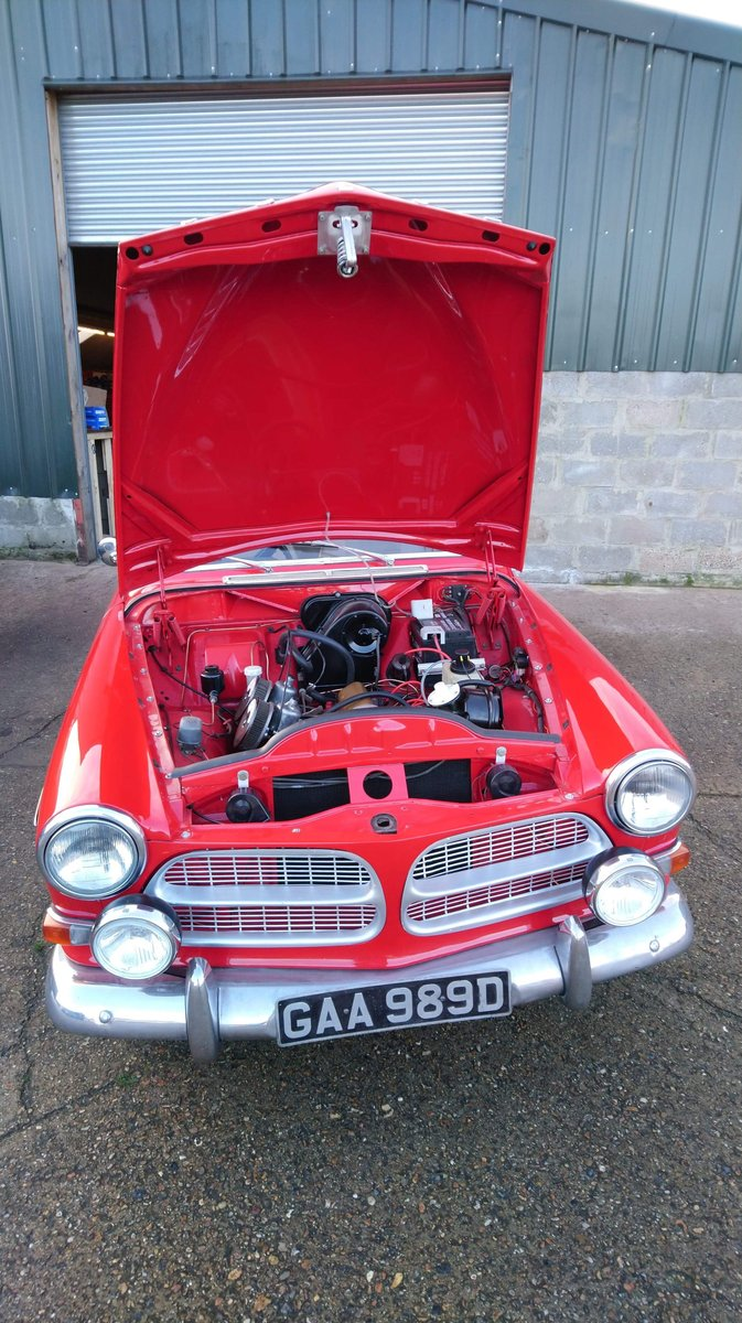 1966 Volvo Amazon 121 - B18 with overdrive For Sale (picture 2 of 6)