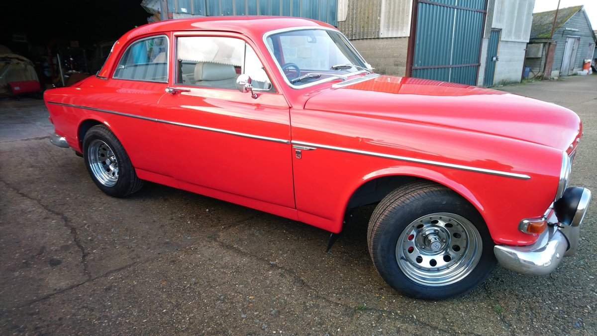 1966 Volvo Amazon 121 - B18 with overdrive For Sale (picture 3 of 6)