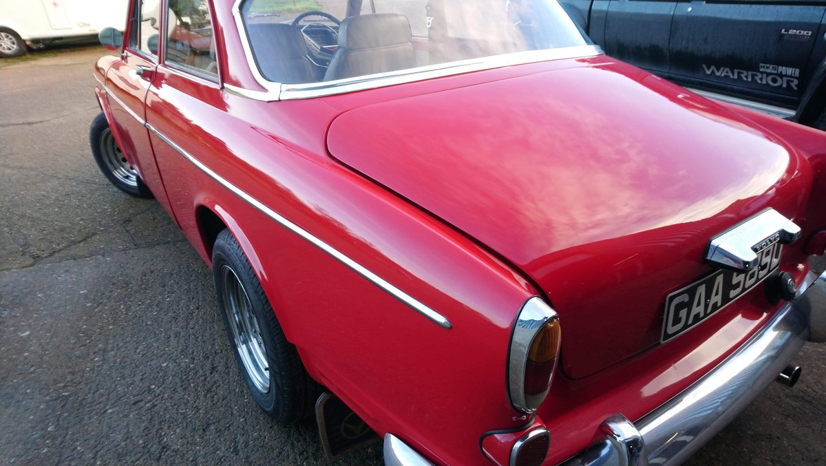 1966 Volvo Amazon 121 - B18 with overdrive For Sale (picture 4 of 6)