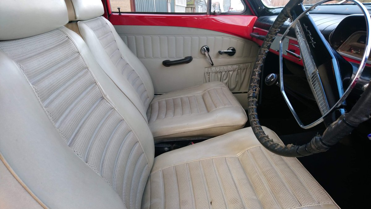 1966 Volvo Amazon 121 - B18 with overdrive For Sale (picture 6 of 6)