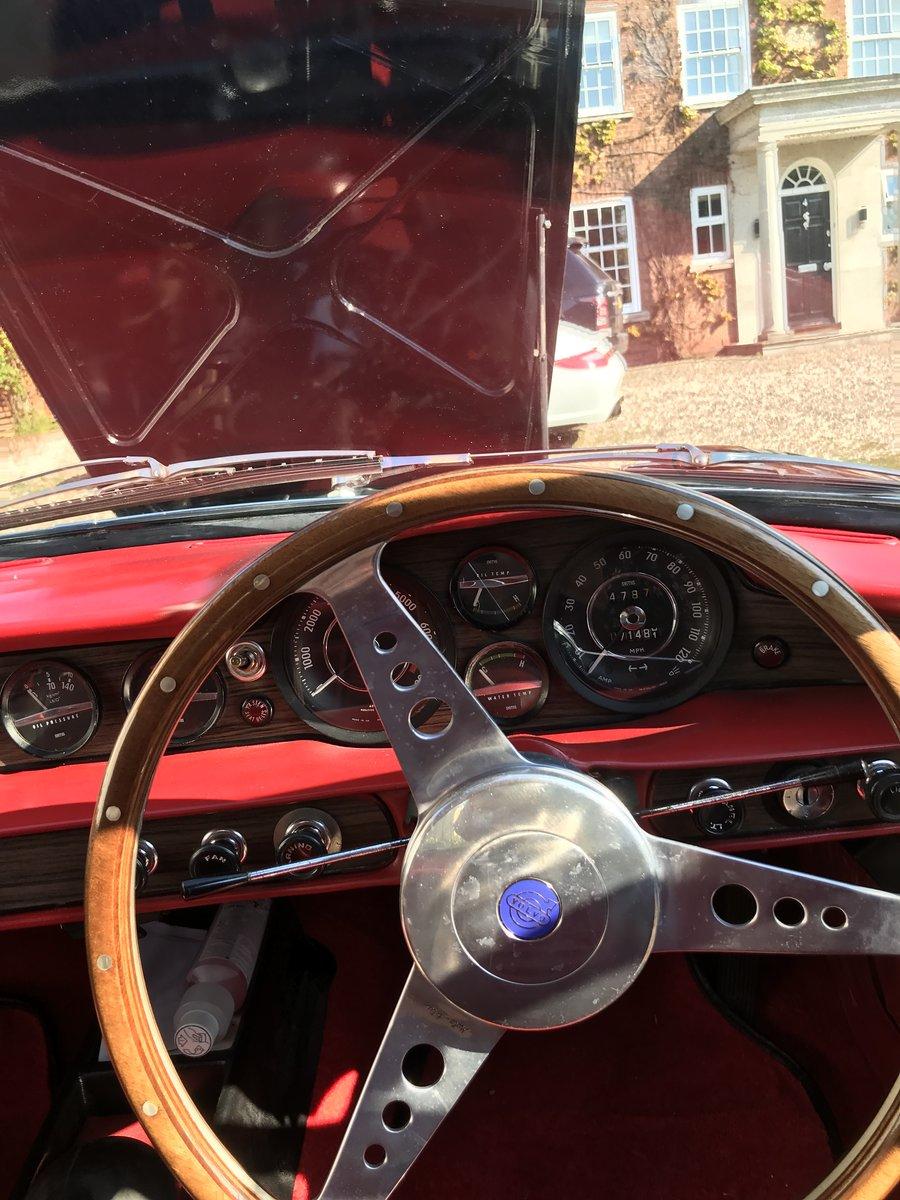 1970 Volvo p1800e SOLD (picture 4 of 6)