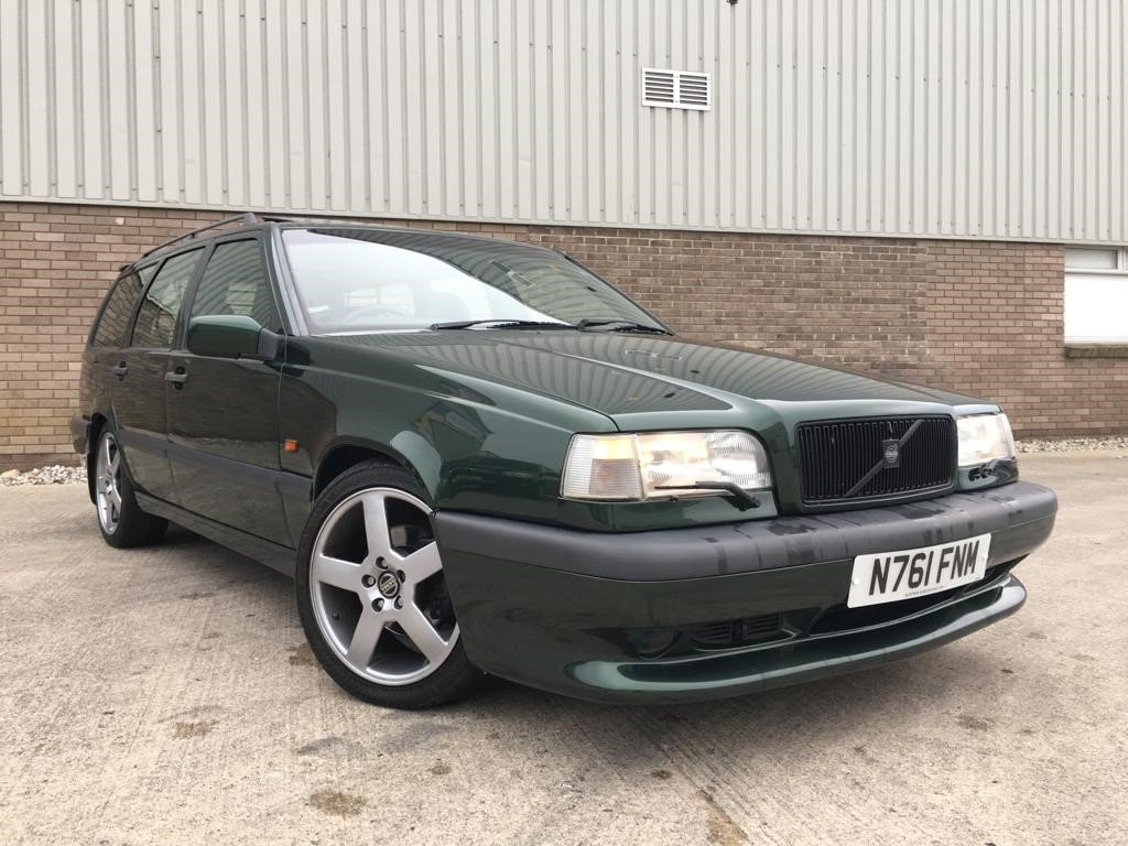 1995 Volvo 850 t5-r limited edition estate SOLD (picture 1 of 6)