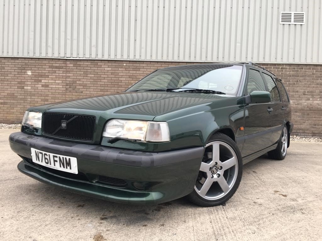 1995 Volvo 850 t5-r limited edition estate SOLD (picture 2 of 6)