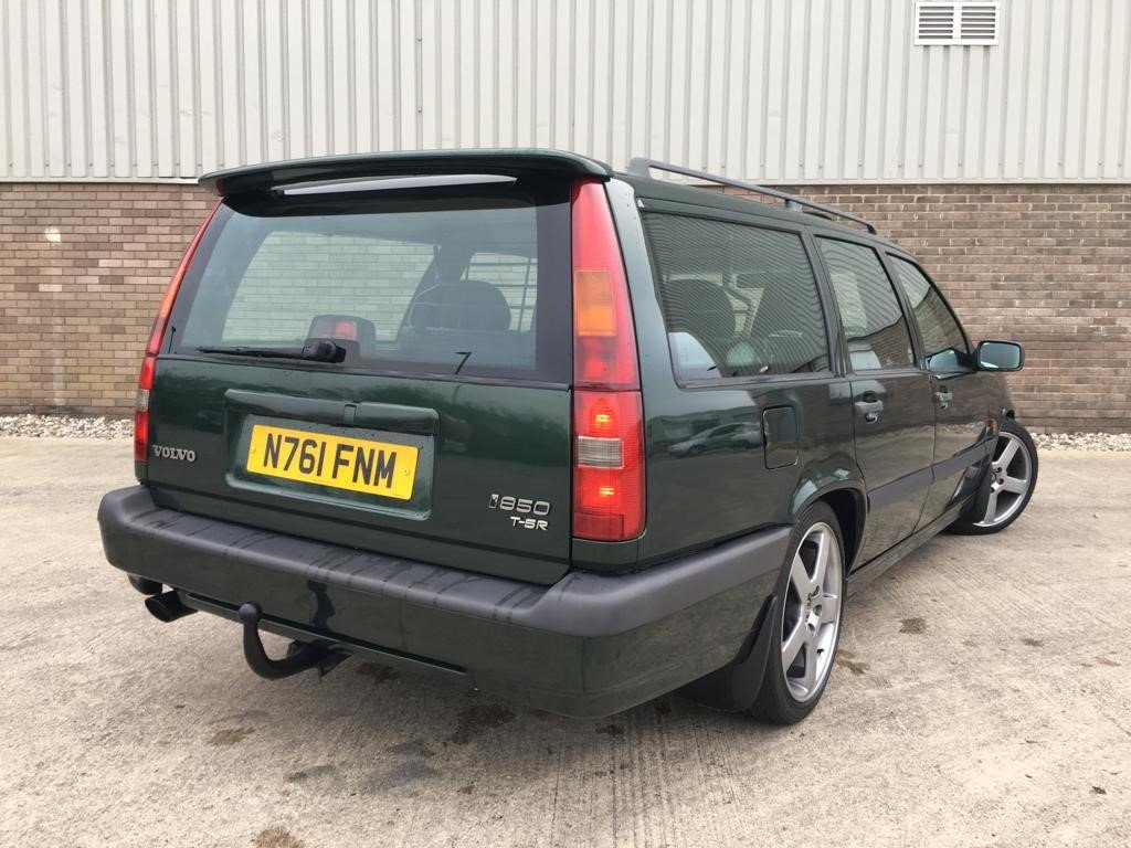 1995 Volvo 850 t5-r limited edition estate SOLD (picture 3 of 6)
