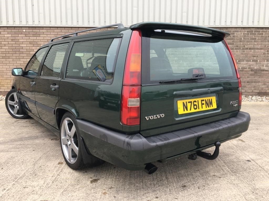 1995 Volvo 850 t5-r limited edition estate SOLD (picture 4 of 6)