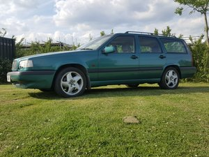 Volvo 850T5 Estate A true Survivor 1994