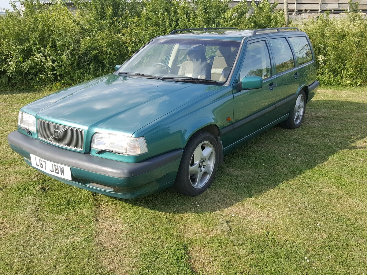 Volvo 850T5 Estate A true Survivor 1994 For Sale (picture 2 of 6)