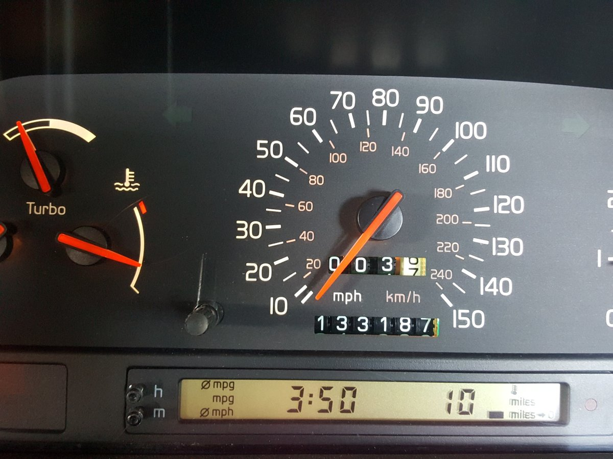 1994 Volvo T5 Survivor For Sale (picture 6 of 6)