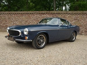 1971 Volvo P1800 E with AC and leather upholstery For Sale